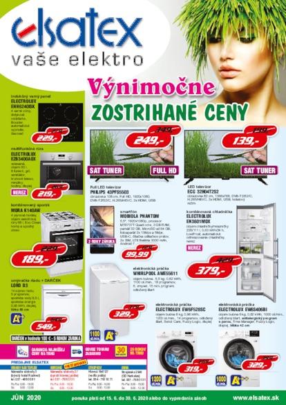 a7387962a ELSATEX - vaše elektro - Najväčšia sieť predajní elektro na východe  Slovenska | Vaše elektro